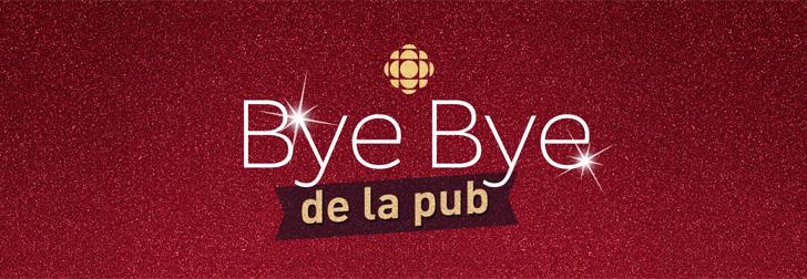 Bye Bye de la pub