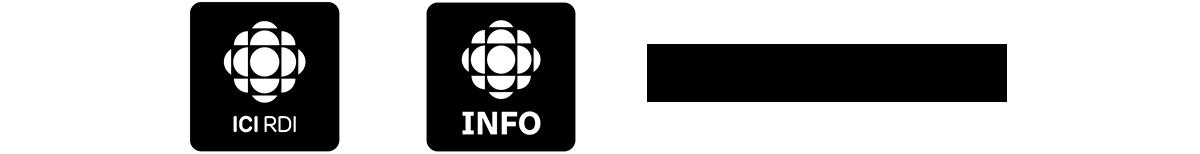 ICI RDI, Radio-Canada INFO et RADIO-CANADA.CA