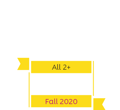 TOP 15 – All 2+ – Fall  2020